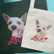 #dog #bag
